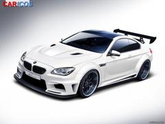 LUMMA Design CLR 6 M based on BMW M6 Coupe