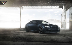 Gran Coupe Aero Front By Vorsteiner Wallpapers