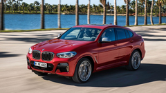 2019 BMW X4 arrives in July priced from 50 450