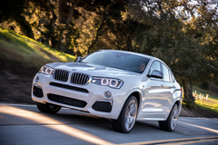 BMW X4 M40i 2016 review