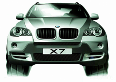 100 Electric BMW SUV Rumored Based On BMW X7