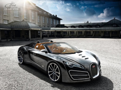 Bugatti Veyron Wallpapers Backgrounds Wallpapers
