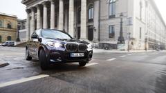 World premiere the BMW X3 xDrive30e
