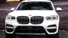 BMW X3 xDrive30e plug