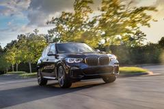 BMW X3 xDrive30e and X5 xDrive45e Plug