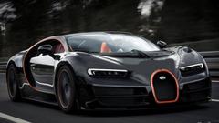 Bugatti Chiron Black Edition