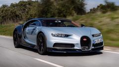 Bugatti Chiron First Drive Record Wrecker