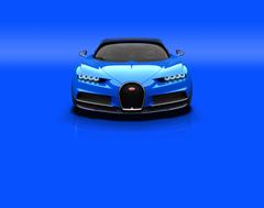 The Bugatti Chiron Takes To The Road