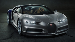 Salomondrin talks about the pricey Bugatti Chiron Options