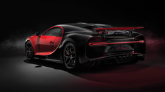 FormaCar Rumor Bugatti Chiron Divo has less HP at 2x the price of