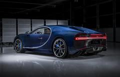 Hardcore Bugatti Chiron Divo might be coming to 2018 Monterey Car