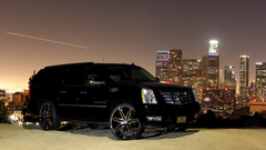 Cadillac Escalade Wallpapers 3