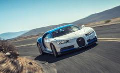 Bugatti Divo Hypercar 40 to Be Built at 5 8 Million Each