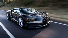 Bugatti Chiron Geneva Auto Expo Wallpapers