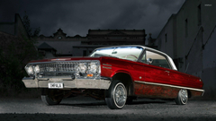 Chevrolet Impala Wallpapers