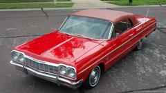 Chevrolet Impala Hot Rod Rods Custom Convertible H Wallpapers