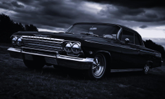 chevrolet impala 1967 hardtop sedan HD wallpapers