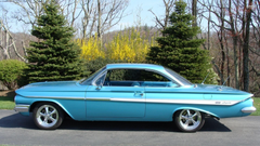 Chevrolet Impala Hardtop Wallpapers HD