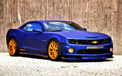 Wallpapers Geiger Chevrolet Camaro SS Muscle cars HD Automotive