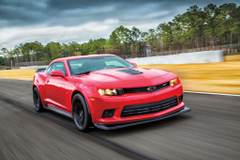 2014 Chevrolet Camaro Z28 Profile Photo 1
