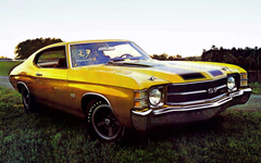 Chevy Chevelle Wallpapers