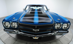 Chevrolet Chevelle SS HD Wallpapers