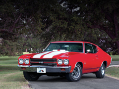 Hardtop Coupe Chevelle S