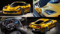 Corvette Z06 Wallpapers