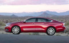 2014 Chevrolet Impala Wallpapers HD 11392
