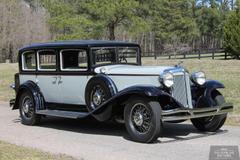 1931 CHRYSLER CG IMPERIAL 7