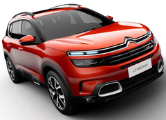 Aircross SUV Dimensions Specs