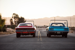Plymouth Road Runner Hemi Coupe RM muscle classic h