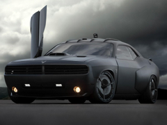 Dodge challenger vapor wallpaper Dodge Cars Wallpapers