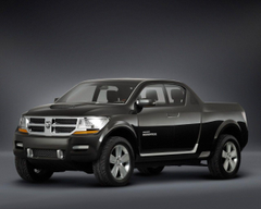 Dodge Rampage Concept Pickup Wallpapers by Cars