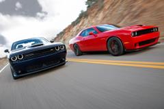 Dodge Challenger Dodge Challenger Hellcat SRT Muscle Cars
