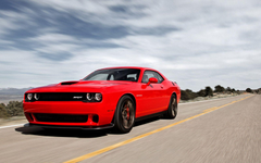 Dodge Gives Us Challenger SRT Hellcat Ringtone And Wallpapers