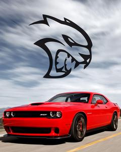 Dodge Challenger Hellcat Wallpapers HD