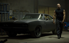 movies cars Dodge actors Vin Diesel Fast and Furious Dodge Charger