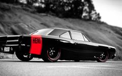 Dodge Charger Daytona Hemi Wallpapers HD Desktop Wallpapers
