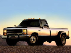 Dodge Ram D350 Regular Cab