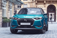 New DS 3 Crossback UK prices and specs revealed