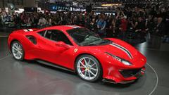 Ferrari 488 Pista makes public debut