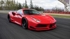 Ferrari 488 GTB Spider Given Widebody Treatment By Novitec