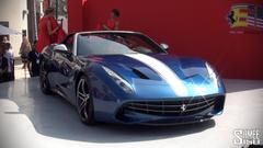 FIRST LOOK Ferrari F60 America