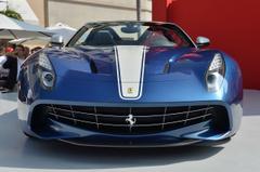 Ferrari F60 America Unveiling