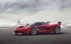Ferrari F60 America 2 wallpapers