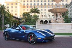 Ferrari F60 America First Delivery Photo Gallery