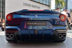 Ferrari F60 America Unveiling Photo Gallery