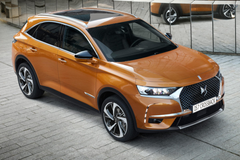 New DS 7 Crossback SUV full details prices and pics