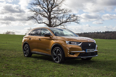DS 7 Crossback review Tech meets luxury flair but it s not all